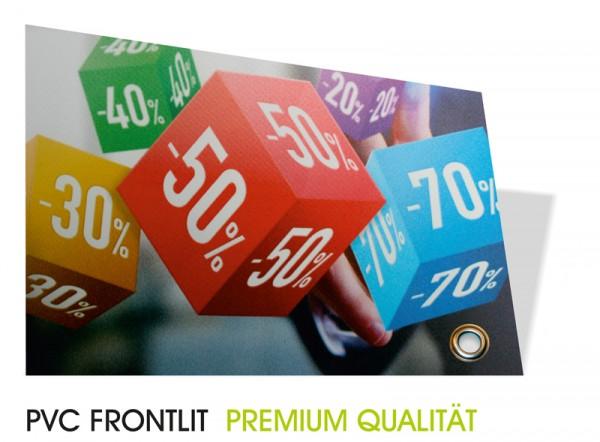 PVC Frontlit, Premiumqualiät